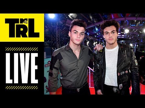 The Dolan Twins, All Time Low, Kel Mitchell & The Miz Today! | TRL Weekdays at 4pm