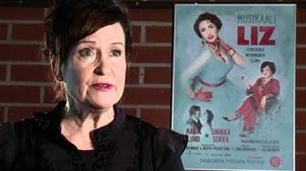 Liz, haastattelussa Maria Lund ja Sinikka Sokka