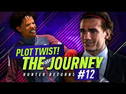 FIFA 18 THE JOURNEY! PLOT TWIST!