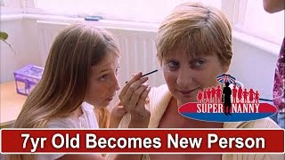 Transforming an Angry Child | Supernanny