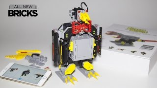 UBTECH Jimu Explorer Level Interactive Building Block Robotics Kit Speed Build