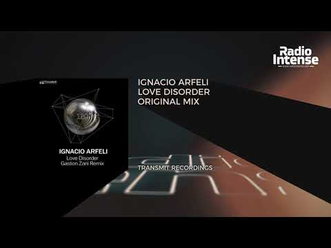 Premiere: Ignacio Arfeli - Love Disorder (Original Mix) [Transmit Recordings] // Techno