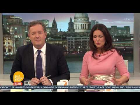 Piers Morgan Believe Actors Shouldn't Give Their Opinions On Politics | Good Morning Britain