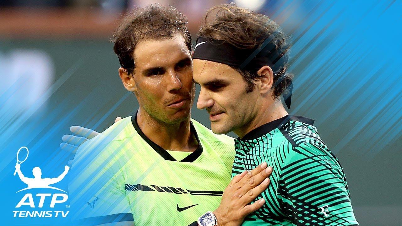 Federer Nadal Dominating Again 2017 Atp World Tour Tennis Season