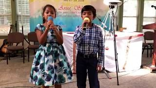 VIDEO: In the sweet by and by by Daniel & Deborah