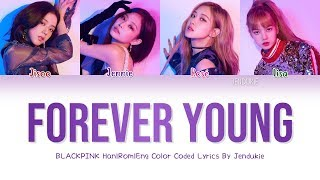 All rights administered yg entertainment • artist: blackpink song: forever young album: 'blackpink in your area ' ..........................................