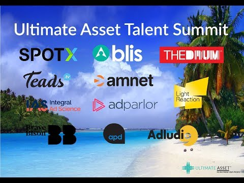 Ultimate Asset's 2nd talent summit in Bali - 16 to 18 Nov 2017