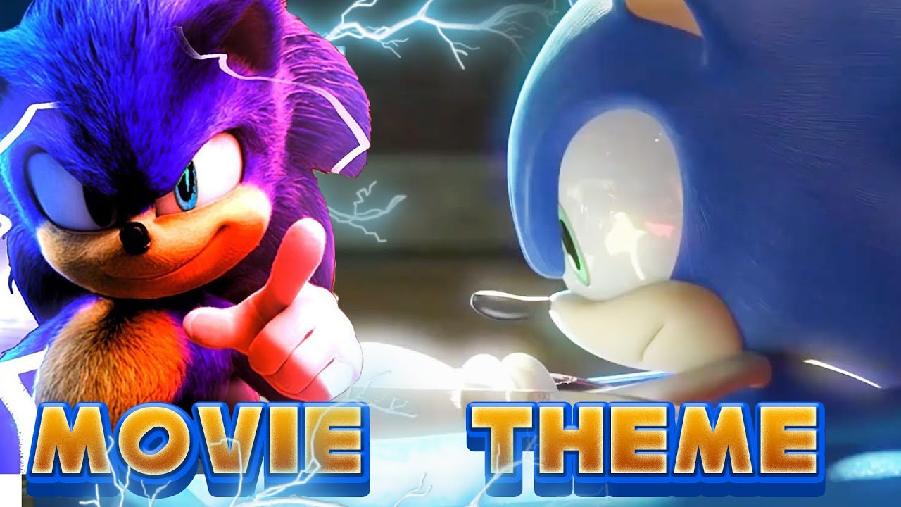 Gotta Go Fast Fan Music Video Sonic Movie Song 60fps Chords Chordify