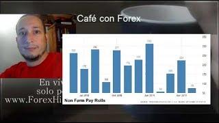 Forex con Café del 5 de Julio 2019