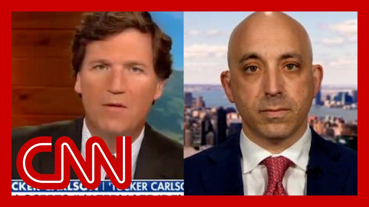 Download ADL CEO calls for Fox News to fire Tucker Carlson