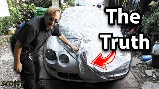The Truth About Car Covers | Scotty