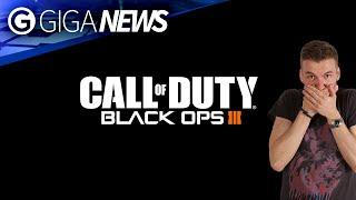 Call of Duty: Black Ops 3, Mad Max und Alan Wake 2 - GIGA News - GIGA GAMES