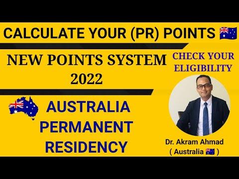 2020 NEW AUSTRALIAN PR POINTS SYSTEM | HOW TO GET PR | AUSTRALIA PR-CHECK YOUR ELIGIBILITY