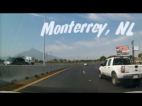 Llegando a Monterrey, Nuevo León, Agosto 2017