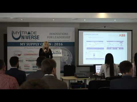 MY SUPPLY CHAIN FORUM Маргарита Романова S&OP