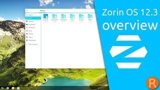 Zorin OS 12.3 overview   Your Computer. Better. Easier. Faster.