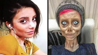 15 Individuals Who Turned Their Bodies Into Plastic