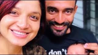 टीम इंडिया के क्रिकेटर रॉबिन उथप्पा का बेटा है बेहद क्यूट, शेयर की बेटे की Photos 2017 Video