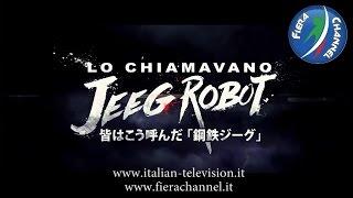ROMICS : LO CHIAMAVANO JEEG ROBOT - Claudio Santamaria - live | HD