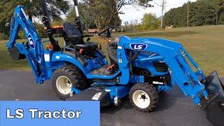 Video LS MT125 Tractor VS Massey Ferguson GC1705 GC1710 GC1720 download MP3, 3GP, MP4, WEBM, AVI, FLV Juli 2018