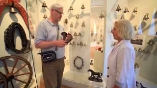 видео Музей колоколов в Валдае