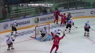 Обзор матчей игрового дня КХЛ. 6 сентября 2013