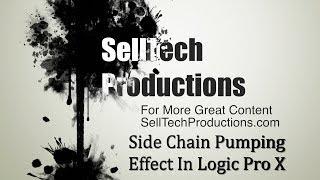 Video Side Chain Pumping Effect in Logic Pro X download MP3, 3GP, MP4, WEBM, AVI, FLV April 2018
