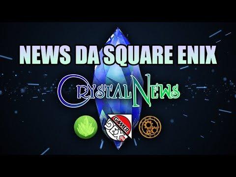 🔴 Crystal News - notizie e informazioni dal mondo Square Enix [19-12-2018]