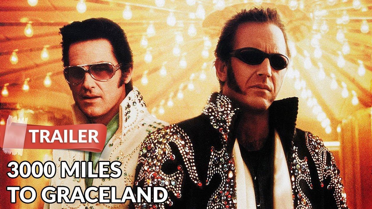 Download 3000 Miles to Graceland (2001) Trailer HD | Kurt Russell | Kevin Costner