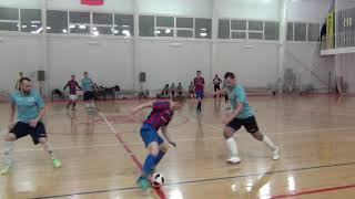 Виоком Орбита Техно 2 й тайм Чемпионат мини футбол 2019 20