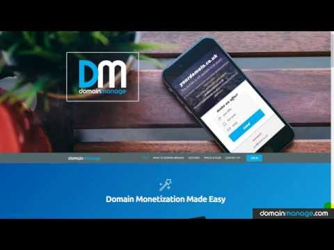 DomainManage.com Overview