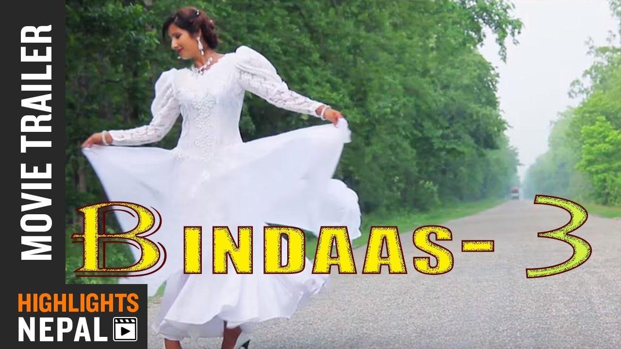 Download BINDAAS 3   Nepali Movie Official Trailer   Shuvechchha Thapa   Asok Phuyal   Manish Karki