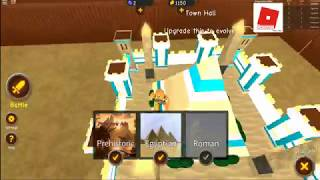 Roblox-Time Clash-Egyptian Battle 1