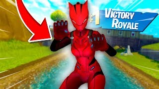 I FINALLY UNLOCKED THE NEW STAGE 3 OF THE LYNX SKIN!! - Fortnite battle royale!