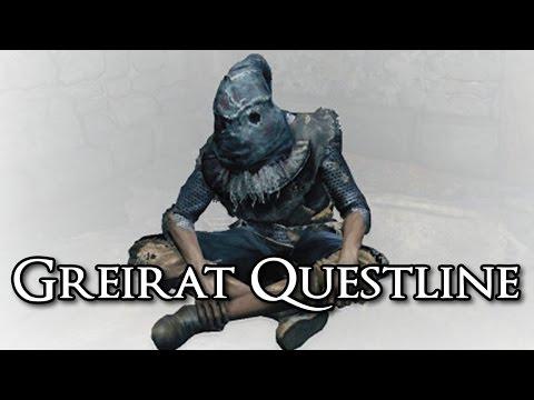 Dark Souls 3 Greirat Questline [1080p HD]