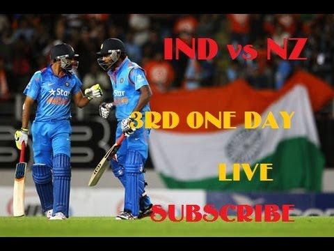 India vs New Zealand Score