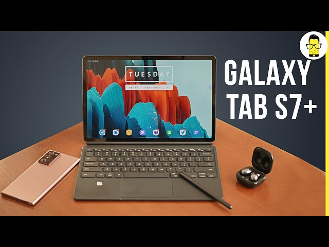 Samsung Galaxy Tab S7 Plus review - best Android tablet but is that enough? | iPad Pro comparison
