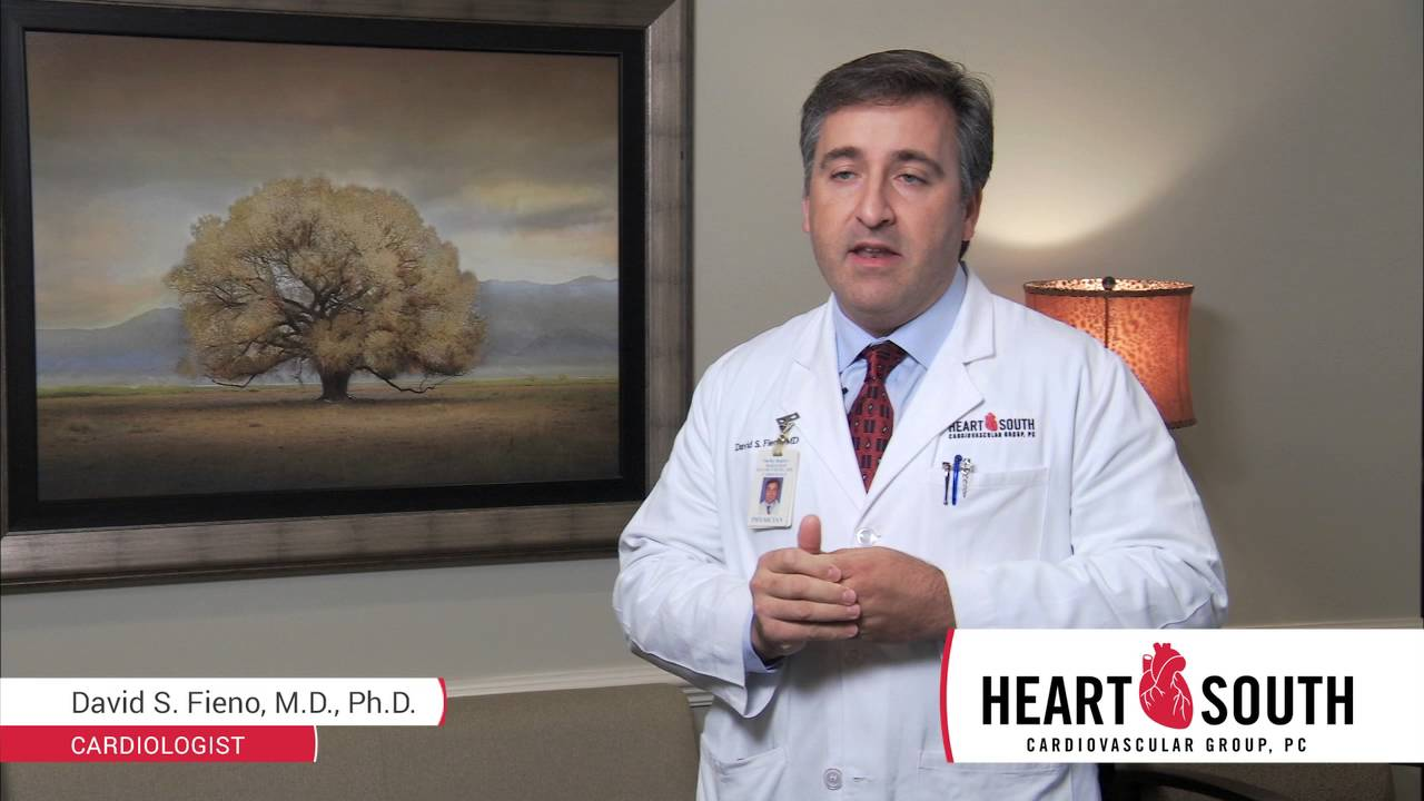 David Fieno, M D , Ph D  | Heartsouth Cardiovascular Group