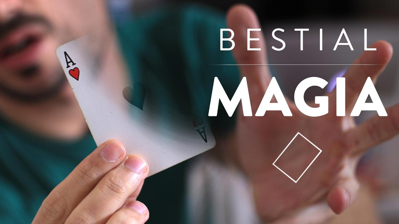 trucos de magia que te dejan alucinado