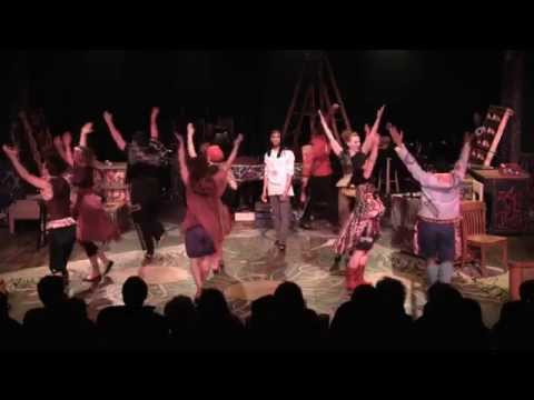 """Egads! Theatre - """"God Save the People"""" from GODSPELL"""