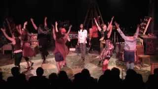 "Egads! Theatre - ""God Save the People"" from GODSPELL"