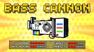 Pixel Gun 3D - Bass Cannon Review