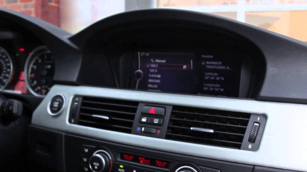SOLD - 2011 BMW M3 Convertible For Sale | Interior Features ...