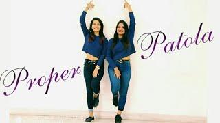 Proper patola dance cover /Namaste England/Arjun/ parineeti/ badshah