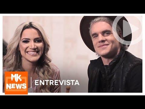 Marine Friesen ft. Daniel - Entrevista News MK Music (News)