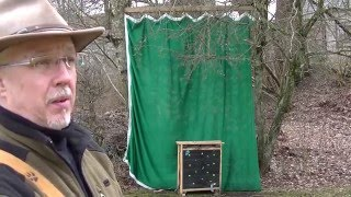 a short one about the awesome archery net the wall