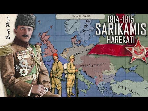 TÜRK'ÜN KIŞLA İMTİHANI! Sarıkamış Harekatı 1914-1915 || DFT Tarih BELGESEL
