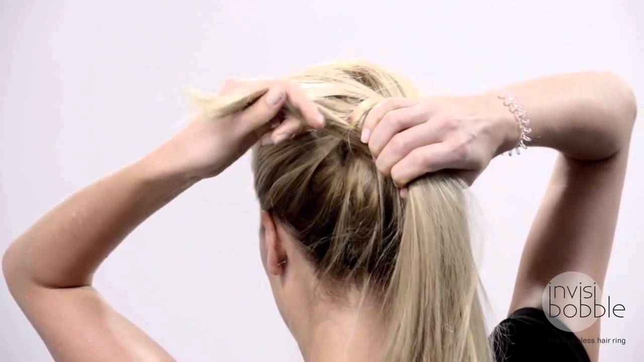 haar-shop.ch - invisibobble The traceless hair ring - YouTube e8579757f1f