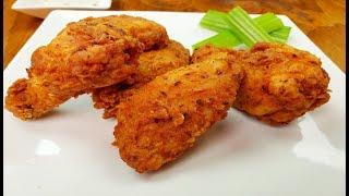 Ghost Pepper Chicken Wings Recipe