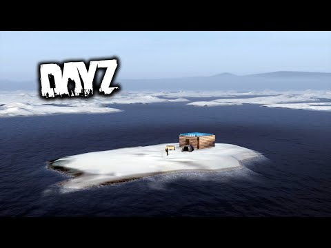 Building My First Arctic Base - DayZ